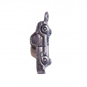 Pick Up Truck – Pewter Charm