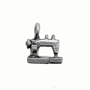 Sewing Machine – Pewter Charm