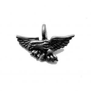 Spread Eagle – Pewter Charm