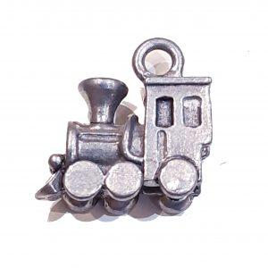 Train – Pewter Charm