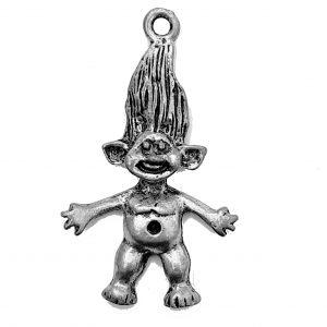 Troll – Pewter Charm