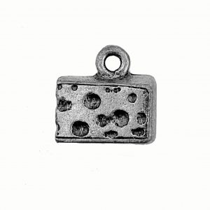 Piece Of Cheese – Pewter Charm