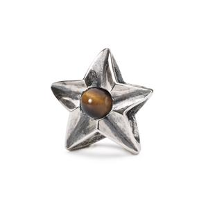 Trollbeads – Gemini Star – TAGBE-00263