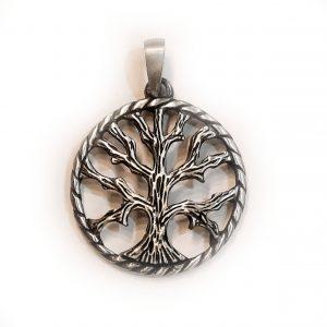 Tree Of Life – Fine Pewter Pendant BFP00003
