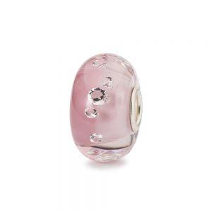Trollbeads – Shade of Sparkle Rose Bead – TGLBE-00212